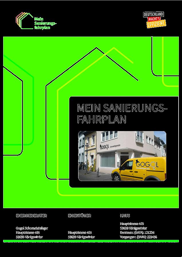 Mein Sanierungsfahrplan - ISPF1