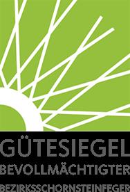 Gütesiegel Schornsteinfeger - hoheitliche Aufgaben